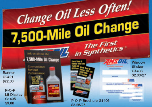 AMSOIL Free Offer